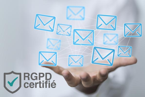 email certification RGPD